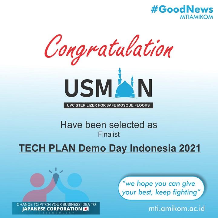 Usman Finalis